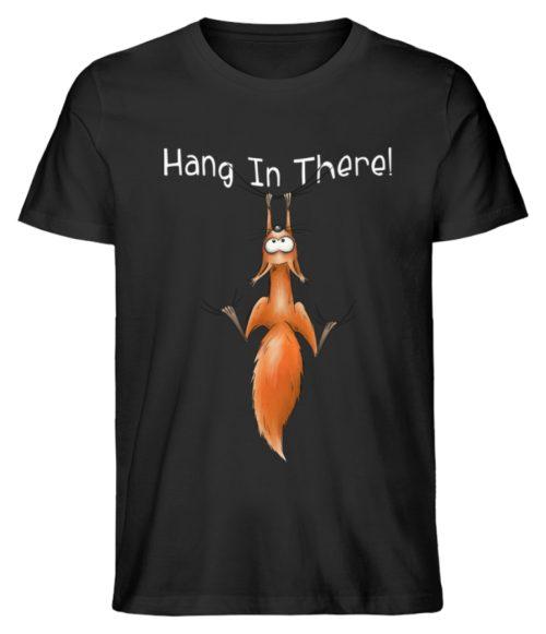 Hang In There | Lässiges Eichhörnchen - Herren Shirt-16