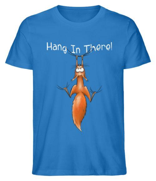 Hang In There | Lässiges Eichhörnchen - Herren Shirt-6886