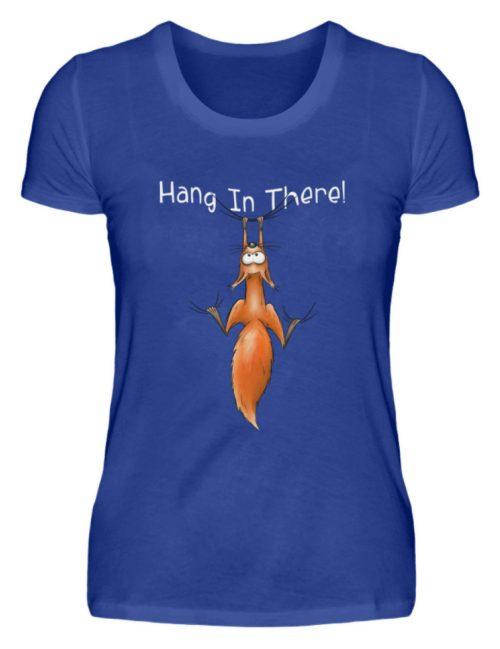 Hang In There   Lässiges Eichhörnchen - Damen Premiumshirt-27