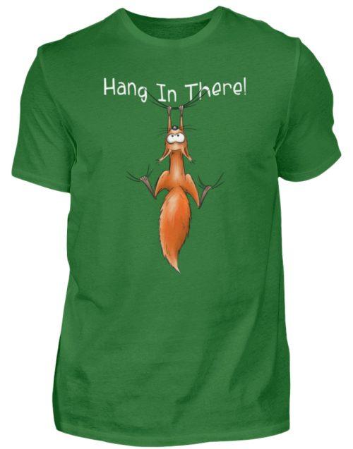 Hang In There | Lässiges Eichhörnchen - Herren Shirt-718