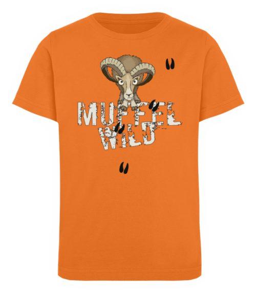 Muffel Wild Mufflon - Kinder Organic T-Shirt-6902