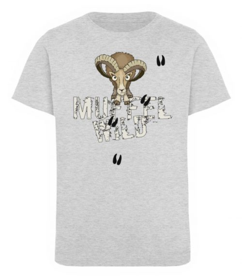 Muffel Wild Mufflon - Kinder Organic T-Shirt-6892