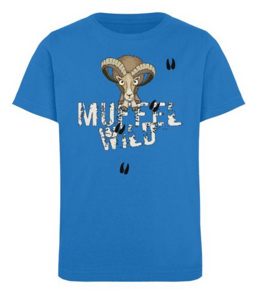 Muffel Wild Mufflon - Kinder Organic T-Shirt-6886