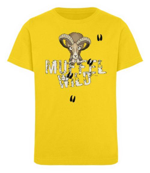 Muffel Wild Mufflon - Kinder Organic T-Shirt-6905