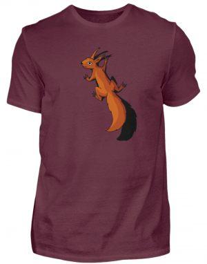 Süßes Eichhörnchen - Herren Shirt-839