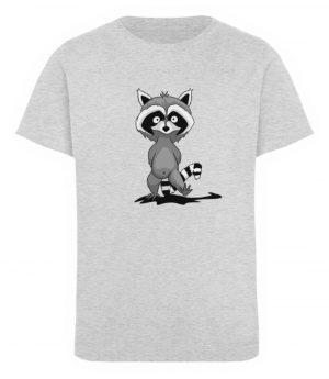 Frecher kleiner Waschbär - Kinder Organic T-Shirt-6892
