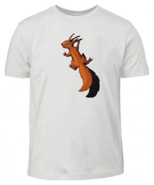 Süßes Eichhörnchen - Kinder T-Shirt-1053