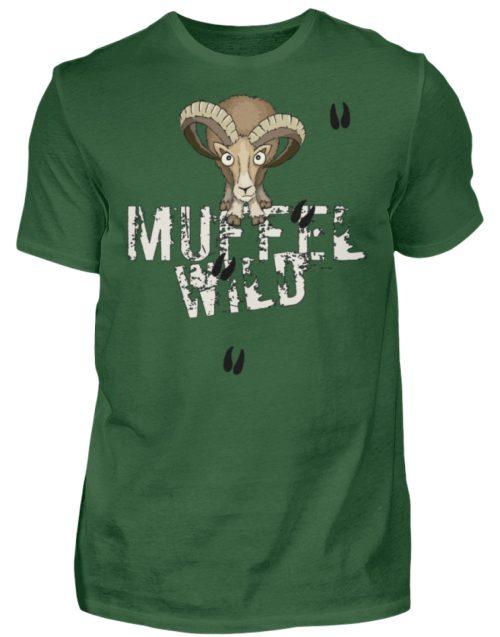 Muffel Wild Mufflon - Herren Shirt-833