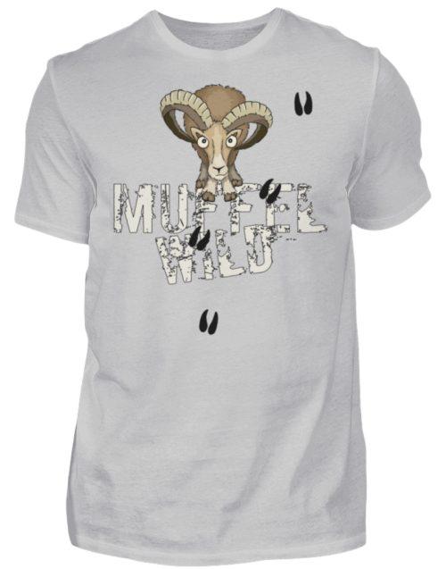 Muffel Wild Mufflon - Herren Shirt-1157