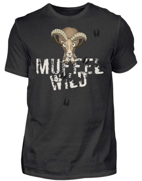 Muffel Wild Mufflon - Herren Shirt-16