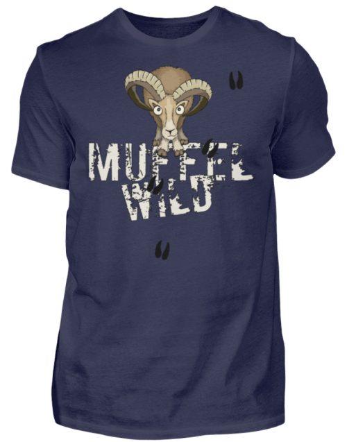 Muffel Wild Mufflon - Herren Shirt-198