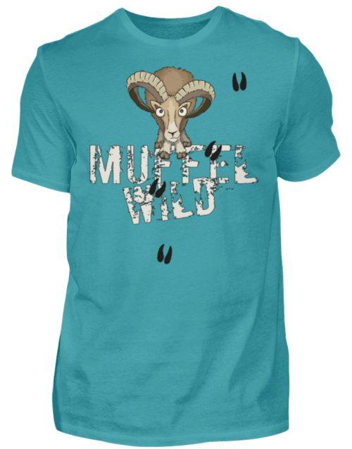 Muffel Wild Mufflon - Herren Shirt-1242