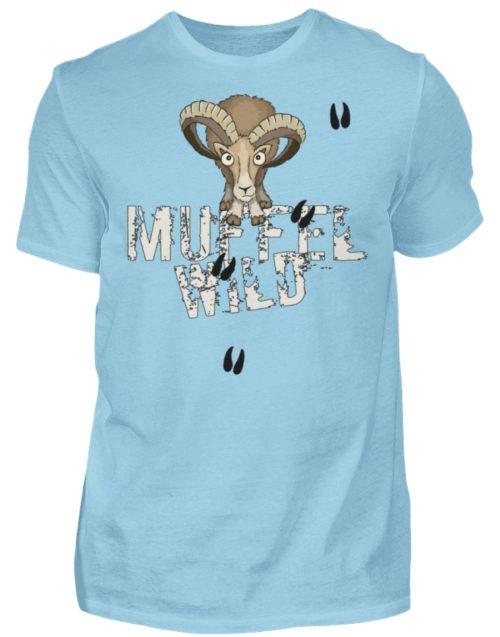 Muffel Wild Mufflon - Herren Shirt-674