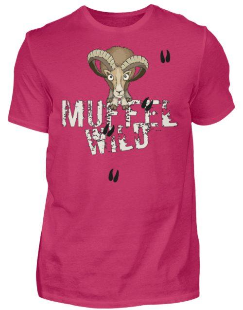 Muffel Wild Mufflon - Herren Shirt-1216