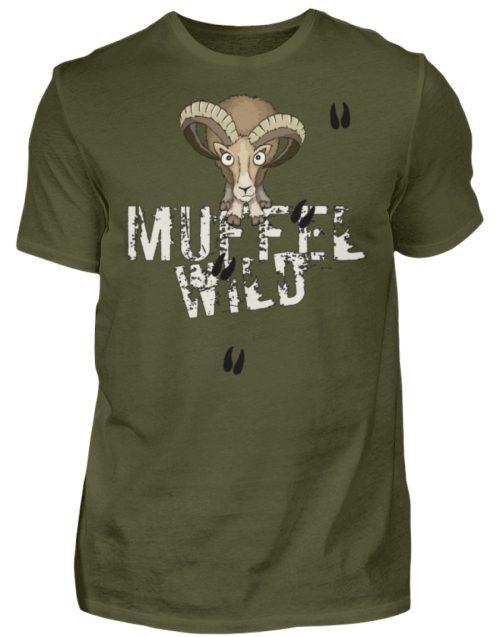 Muffel Wild Mufflon - Herren Shirt-1109