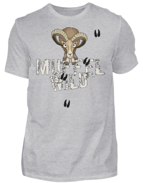 Muffel Wild Mufflon - Herren Shirt-17