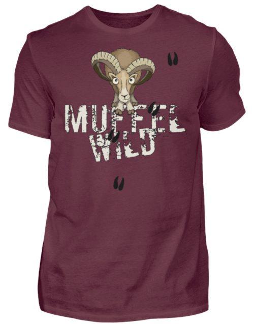 Muffel Wild Mufflon - Herren Shirt-839