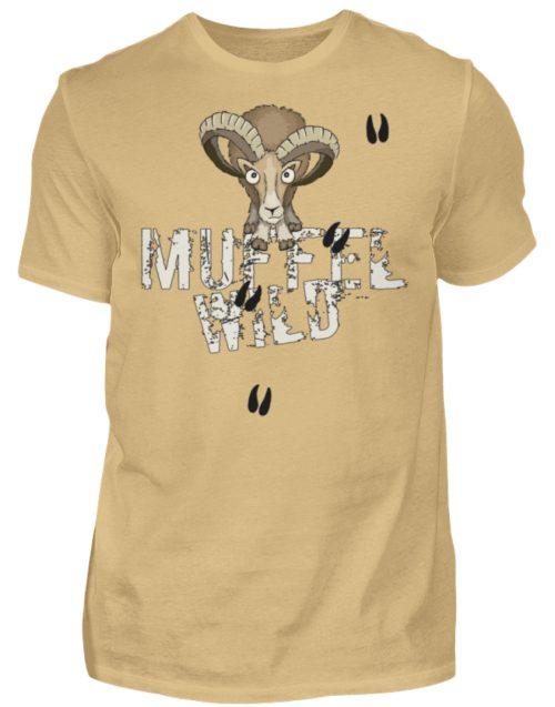 Muffel Wild Mufflon - Herren Shirt-224