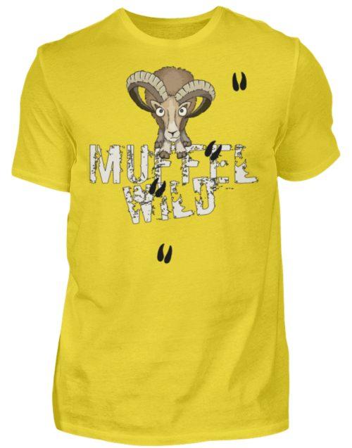 Muffel Wild Mufflon - Herren Shirt-1102