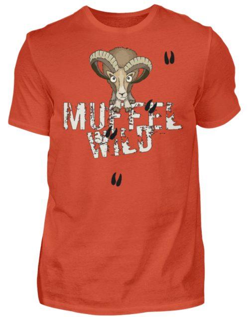 Muffel Wild Mufflon - Herren Shirt-1236