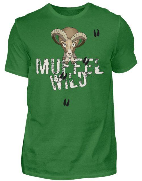 Muffel Wild Mufflon - Herren Shirt-718