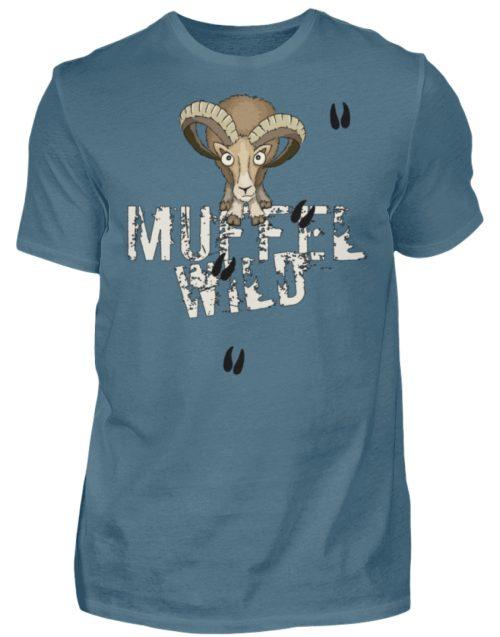 Muffel Wild Mufflon - Herren Shirt-1230