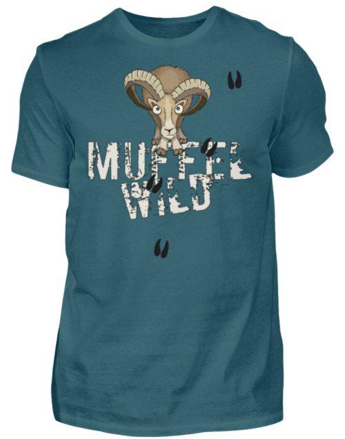 Muffel Wild Mufflon - Herren Shirt-1096