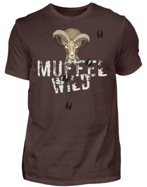 Muffel Wild Mufflon - Herren Shirt-1074