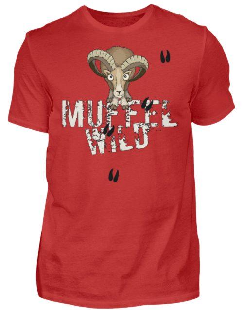 Muffel Wild Mufflon - Herren Shirt-4
