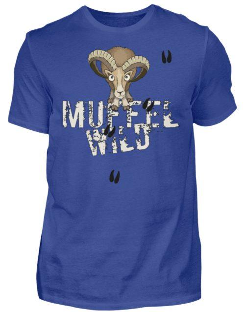 Muffel Wild Mufflon - Herren Shirt-668