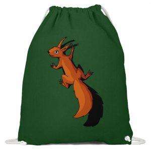 Süßes Eichhörnchen - Baumwoll Gymsac-833