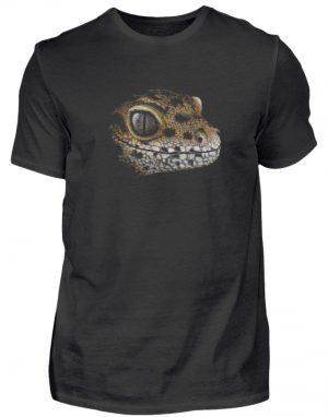Leopard Gecko Skizze Kritzel-Kunst - Herren Shirt-16