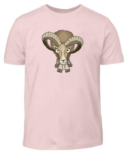 Bockiges Mufflon Widder Schafbock - Kinder T-Shirt-5823