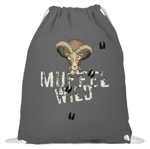 Muffel Wild Mufflon - Baumwoll Gymsac-6760