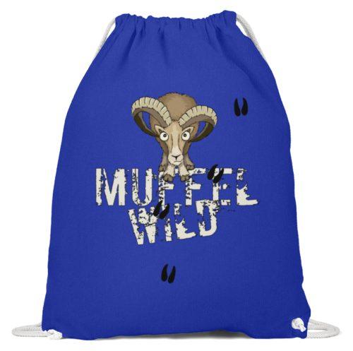 Muffel Wild Mufflon - Baumwoll Gymsac-6232