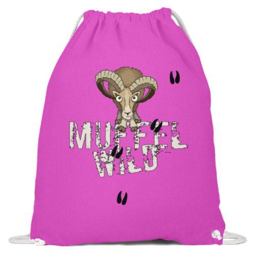 Muffel Wild Mufflon - Baumwoll Gymsac-712