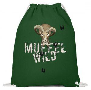 Muffel Wild Mufflon - Baumwoll Gymsac-833