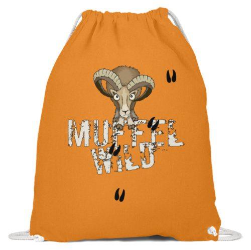 Muffel Wild Mufflon - Baumwoll Gymsac-20