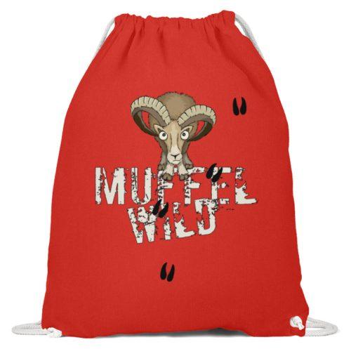Muffel Wild Mufflon - Baumwoll Gymsac-6230
