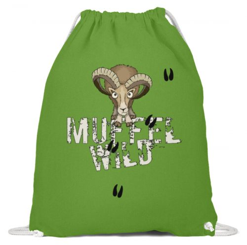 Muffel Wild Mufflon - Baumwoll Gymsac-1646