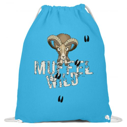 Muffel Wild Mufflon - Baumwoll Gymsac-6242