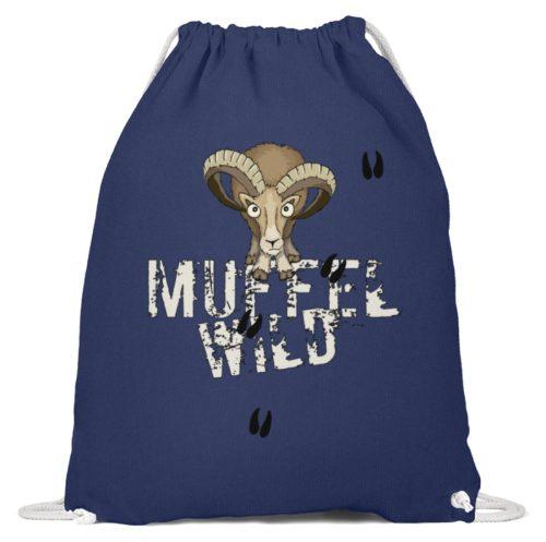 Muffel Wild Mufflon - Baumwoll Gymsac-6057