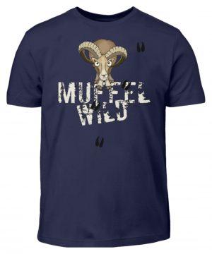 Muffel Wild Mufflon - Kinder T-Shirt-198