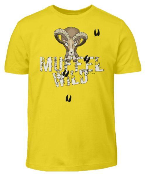 Muffel Wild Mufflon - Kinder T-Shirt-1102