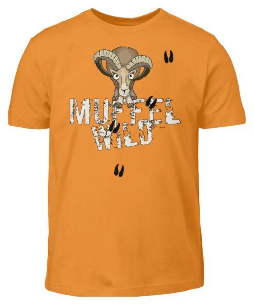 Muffel Wild Mufflon - Kinder T-Shirt-20