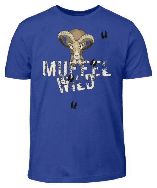 Muffel Wild Mufflon - Kinder T-Shirt-668