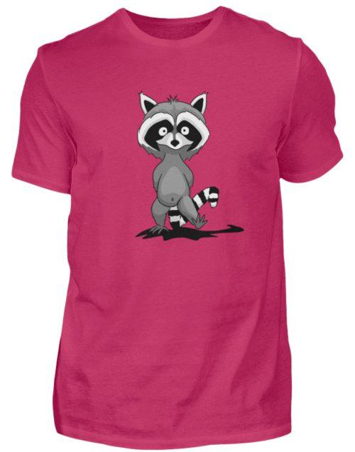 Frecher kleiner Waschbär - Herren Shirt-1216