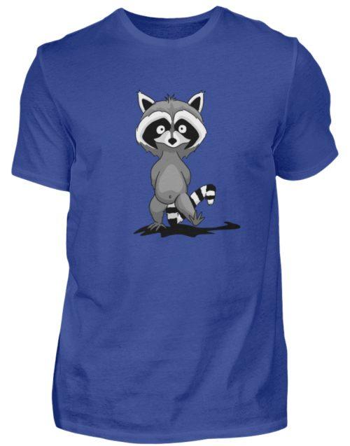 Frecher kleiner Waschbär - Herren Shirt-668