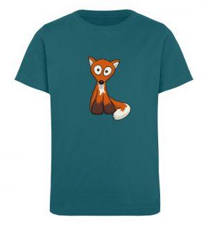Kleener süßer Fuchs - Kinder Organic T-Shirt-6889