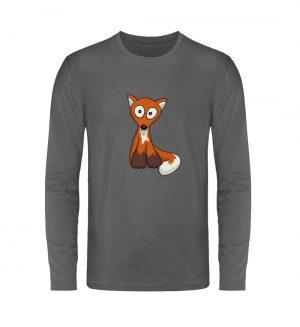 Kleener süßer Fuchs - Unisex Long Sleeve T-Shirt-627